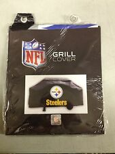 Pittsburgh Steelers Economy Team Logo BBQ Gas Propane Grill Cover - NEW