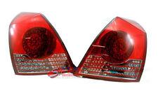 LED Rear Tail Light Lamp Assembly 2p For 01 06 Hyundai Elantra Avante XD
