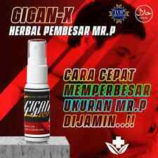 GIGAN-X oil -ombination of herbal plant extracts that can increase penis size