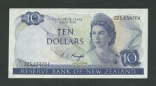 More details for new zealand  qeii  $10  knight  1975  p166c  about ef res  banknotes