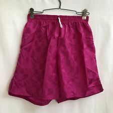 Vintage Nylon Soccer Shorts Womens Small Retro 80s 90s Yale Usa Sports Team