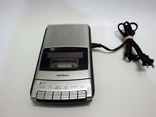 Radio Shack VOX Voice Activation CTR-121 Cassette Recorder Player 14-1128