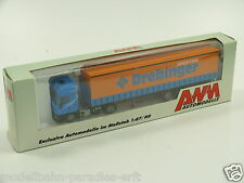 "AWM 1:87 H0 IVECO TurboStar Sattelzug ""Spedition Drebinger"" OVP (E1012)"