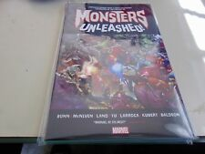 Monsters Unleashed  (2017, Paperback)