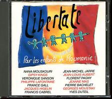 LIBERTATE POUR LES ENFANTS DE ROUMANIE - CD COMPILATION [2607]
