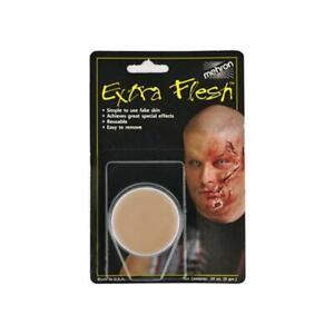 Mehron Extra Flesh Modeling wax  Halloween Make-up  Joker Scarring Casualty
