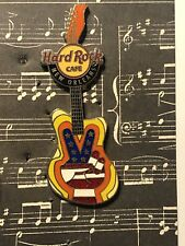 Hard Rock Cafe - New Orleans Peace Guitar PIn