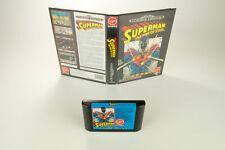 Sega Mega Drive *Superman: The Man of Steel* OVP