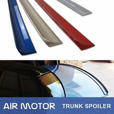 PUF Painted For BMW E30 3-Series 1984-1986 Rear Trunk Spoiler Wing