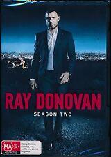 Ray Donovan Season Two 2 Second DVD NEW Liev Schreiber Region 4