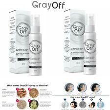 Gray off hair spray