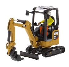Diecast Masters - Caterpillar 301.7 CR Mini Excavatrice hydraulique 1/50