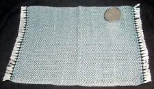 Dollhouse Miniature Rug Carpet Hand Woven Riverdog Designs 1:12 @ 5x7 #RD05
