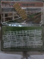 Airfix 00/ho Scale Fencing And Gates Series 1
