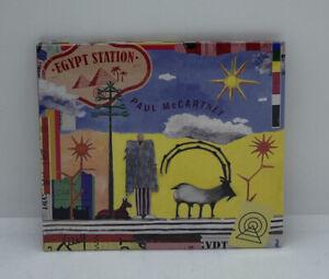 Paul McCartney Egypt Station CD Ex Digi Pack Edition Bonus Tracks