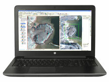 HP Zbook 15 i7 8gb