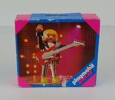 PLAYMOBIL Rock Star Guitarist - Special 4512  -  VINTAGE1994 - FACTORY SEALED