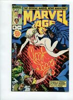 Marvel Age #6 1st App Beta Ray Bill preview Cloak & Dagger VF FREE SHIPPING!