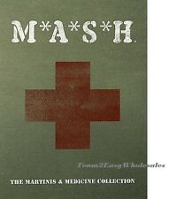 Brand New MASH Complete Series Martinis & Medicine 36-Disc DVD Collection Boxset
