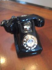 OLD STYLE TELEPHONE TEA POT LIMITED EDITION HANDMADE BY CARTERS OF SUFFOLK