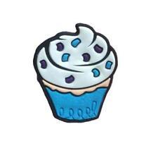 GIRLS SPRINKLES CUPCAKE CAKE RUBBER FINGER RING - KIDS CHILDRENS JEWELLERY GIFT