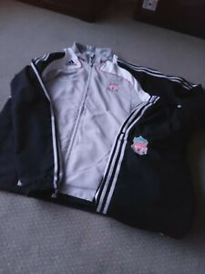 Mens NEW Adidas Liverpool Tracksuit