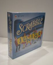 NEW & SEALED! SCRABBLE Junior: Your Child's First Crossword Game! (1999 VINTAGE)