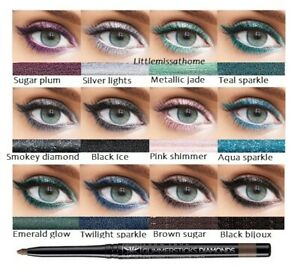 AVON TRUE COLOUR GLIMMERSTICK DIAMONDS EYELINER shimmering twist eye liner