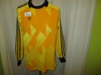 Deutschland Original Adidas Olympia Torwart Rohling Trikot 1988 + Nr.1 Gr.M TOP