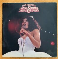 Live And More by Donna Summer (Vinyl, Casablanca)