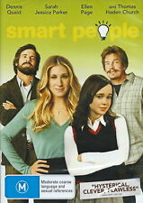 Smart People - Comedy / Romance - Dennis Quaid, Sarah Jessica Parker - NEW DVD