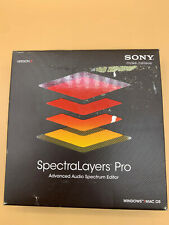 Sony Audio Master Suite Mac - Waveform and Spectral Editing (Academic)