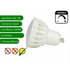 Bombilla led regulable GU10 7W blanco 3000K - Jandei