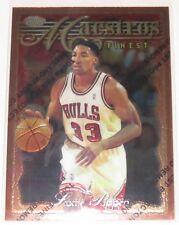 1996/97 Scottie Pippen Bulls NBA Topps Finest Maestros Insert Card #1 M42 NM