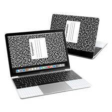 Apple MacBook 12in Skin - Composition Notebook - Sticker Decal