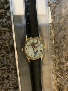 Vintage Disney Mickey Mouse Sorcerer Fantasia Watch