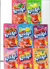 Kool aid variety pack 8 assorted single packets (flavours in description)