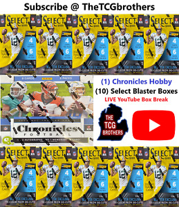 Tennessee Titans Break #326 Chronicles Hobby Box Select Blaster Box