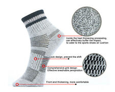 Men's Winter Outdoor Climbing Hiking Sport Cotton Socks Comfort Ankle Socks 6-7