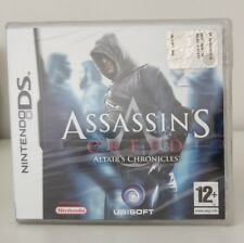 ASSASSIN'S CREED 1 NINTENDO DS NUOVO SIGILLATO ITALIANO PAL RARO 2DS 3DS