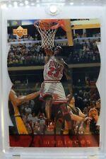 Rare: 1998 98 Upper Deck MJX Michael Jordan MJ Timepieces #94 #'d of 2300 Bulls