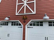 """Pair of 14"""" Outdoor Barn Lights"""