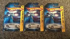 Hot Wheels 2007 New Models  Chevy Camaro Concept  1/64 02/36 Qty: 3 Super RARE