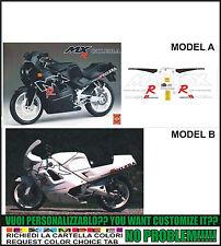 kit adesivi stickers compatibili mxr 125 1989