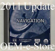 2004 - 2007 Jeep Commander Grand Cherokee Liberty Navigation DVD Map 2011 Update
