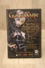 Jeu PC MAC Guild Wars - Special Edition - 2 CD + livret