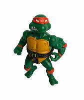 Teenage Mutant Ninja Turtles TMNT 1988 Soft Head Michaelangelo Figure *READ