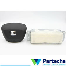 SEAT IBIZA 6J5 6P1 Driver airbag passenger air bag kit Original