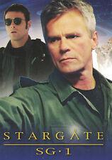 Stargate Season 4 Trading Card Set (72 Cards)