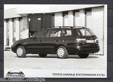 PRESS - FOTO/PHOTO/PICTURE - Toyota Carina E Stationwagon 2.0 GLi